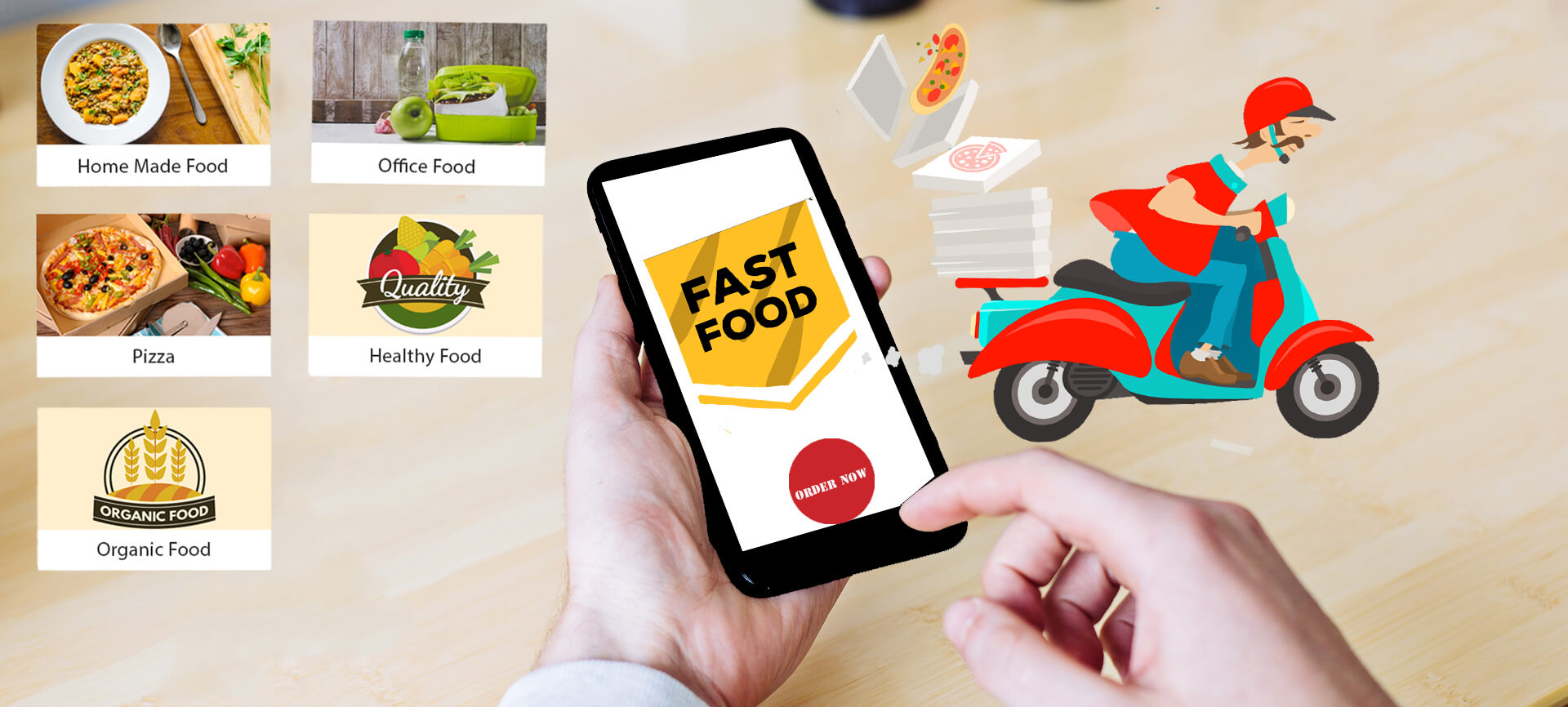 Order resume online food delivery