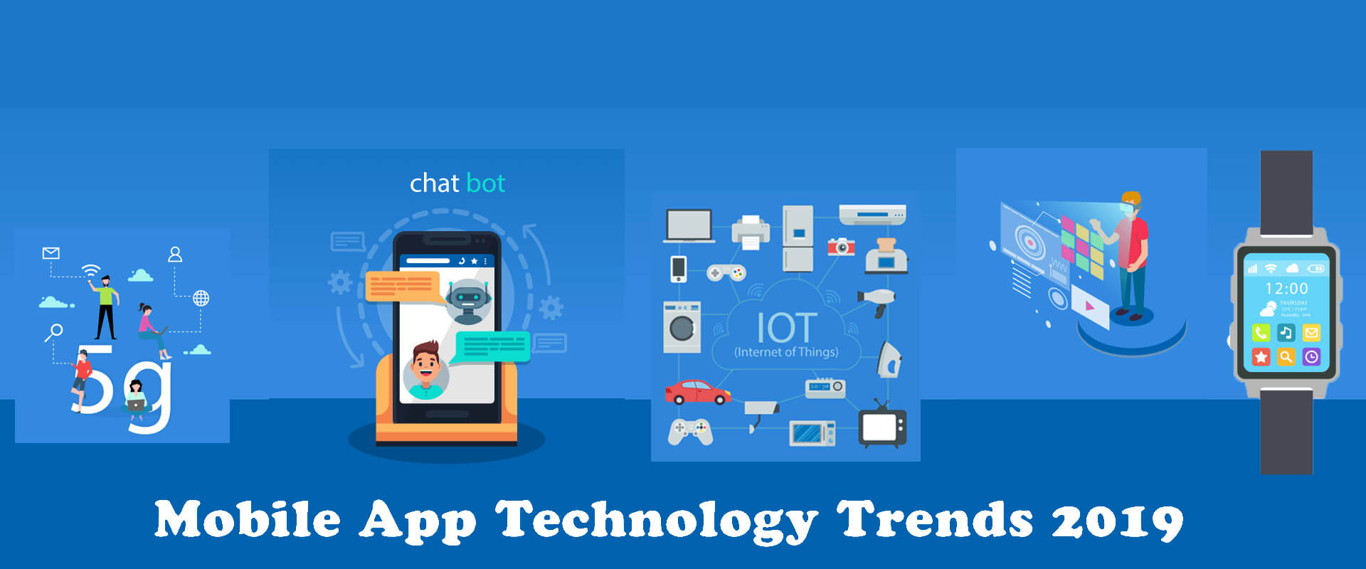 Mobile App Technology Trends