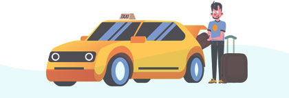 Airport Taxi Service App Development Solutions