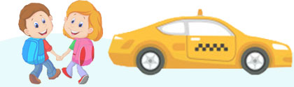Children Taxi Service App Development Solutions