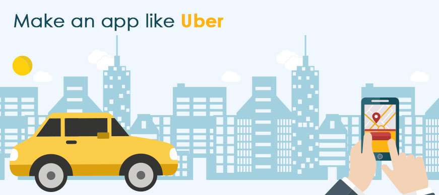 Cost to Build an App like Uber?