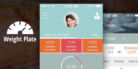 IoT: Diet & Nutrition Mobile Application